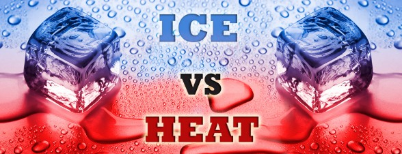 Ice or heat for pain?