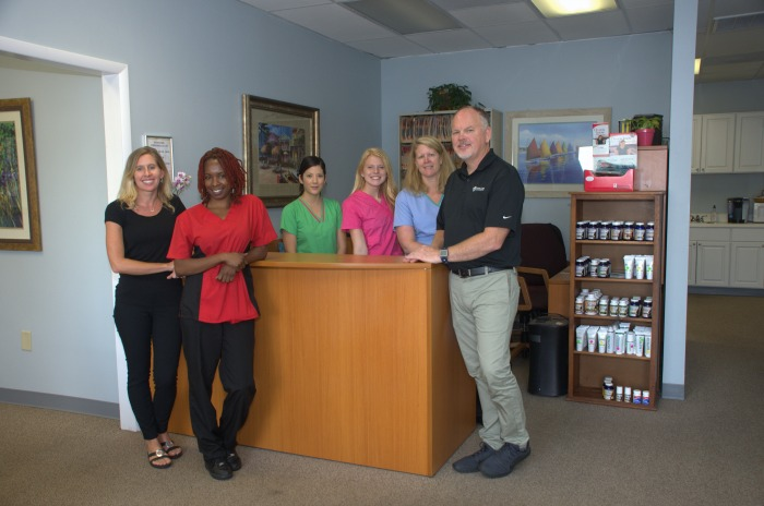 Staff of New Life Chiropractic of Virginia Beach, VA